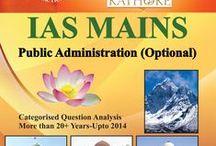 UPSC/PCS Exam Books / Its about Upsc and PCS Exam Books