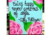 sorority crafts / for sorority crafting inspiration :)) / by Brianna Acosta