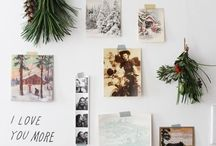 N O Ë L / Inspiration for holiday decorating. Christmas decor ideas, menu planning and reciped inspiration for the holidays.