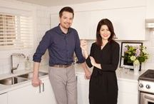 W Network: Love It or List It Vancouver / Design ideas from the W Network show Love It or List It: Vancouver, with designer Jillian Harris and co-host with Todd Talbot.