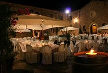 Weddings, meetings and private events / For business, for leasure and to celebrate the most beautiful day of your life.