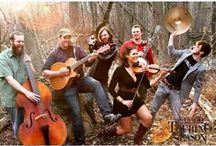 "Dragon Wagon Band / ""Bluegrass Folk-Rock with a shot of Irish whiskey"" - Michigan Roots music at its finest! Friday, September 20 @ 7:30 pm"