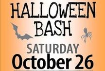 Halloween Bash / TCA Halloween Bash ~ Saturday, October 26  featuring: Monster Dash 5k Run • 1:00 pm • Registration: $25 Costume Contest  •  3:00 pm  •  Free! Halloween Short Films  •  7:30 pm  •  $10