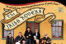 "The Irish Rovers / The Irish Rovers Farewell to Rovin' final US Tour stops in at Tecumseh Center for the Arts on Sunday, March 2 7:00pm with ""a rollicking, rousing performance of good cheer""!"