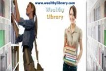 Wealthy Library / Wealthy Library : To open doors for a better opportunity for those who need opportunity. http://www.wealthylibrary.com/