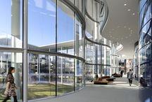 Architecture | Interiors / Общественные пространства