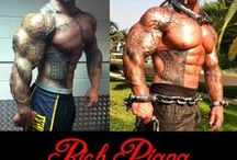 Men's Skinny to Muscular Transformation / Board for skinny guys whom over the years transform themselves into a beast! MuscleTransform.com