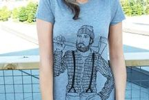 Women Ole Originals Tees / Graphic tees silk screened by hand for women!