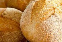 Brot / Brötchen / Brot und Brötchen selber backen. Sehr einfach und so leckere Rezepte