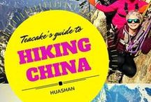 China Travel / Travel tips, travel inspiration and travel advice for travel in China! Highlights include hiking in China, visiting Shanghai, Beijing, Yangshuo, Guilin and the pandas in Sichuan!