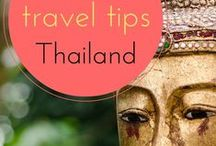 Thailand Travel  / Travel in Thailand! Travel tips, travel inspiration and lots of advice about Bangkok, Chiang Mai, Phuket, Thailand's islnds and beaches and all of the wonderful Pad Thai you can eat!
