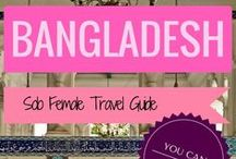 Bangladesh Travel  / Inspiration, informational, motivational and exciting pins about Bangladesh! Let's go and travel in Bangladesh! Includes Dhaka, the Sundarbans, Cox's Bazaar, Saint Martin's Island, Sylhet and Khulna.
