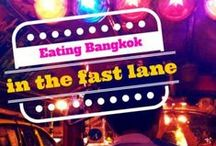 Travel Food and Drink  / The best travel food, drink, beer and delicious delights in the world that you can travel to from Bangkok food stalls, Scottish whisky, Malaysian food in Kuala Lumpur and good old British dishes.