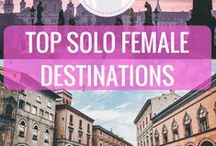 Teacake Travels Blog / All of the solo female travel tips from Teacake Travels kickass adventure travel blog. Girl Power. Solo Travel. Travel Tips. Travel Inspiration. Let's do this!