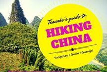 Hiking Around The World  / Hiking Around The World for adventure travelers and hikers! Highlights include the Scottish Highlands, Vietnam, China and trekking in Asia. Time to get your travel hike on!