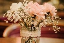 Wedding Ideas / Ideas for invitations, decoration, the dress, accessories, food and more