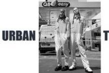 URBAN TWINS / Popdam Magazine Issue 11