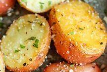 Potatoes! / Because i love potatoes.