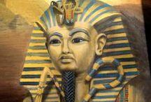 Tutanhamon / Egyiptom