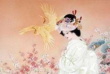 Japan, chinese painting / Japan, chinese painting