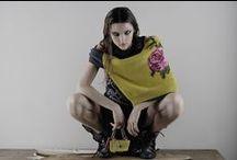 A CHIC TRAMP / Popdam Magazine Issue 10 A CHIC TRAMP photographer:  Daniela Iraci model: Danielle by Pop Models Milano styling:  Martina Vitali make-up & hair: Pierluigi Tavelli post-production: ColoreDue Milano