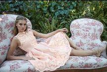 Matilde Cano Fiesta / Los vestidos que tenemos aqui en la tienda de la firma MAtilde Cano