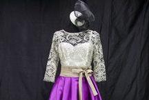 Ana Torres fiesta / Los vestidos de fiesta que disponemos en la tienda de esta firma.