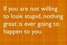 Inspirational and funny quotes