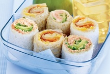 Lunch box ideas and after school snacks