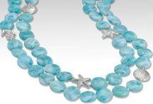 MarahLago Larimar Necklaces