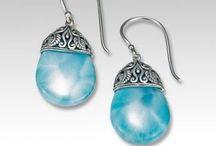 MarahLago Larimar Earrings