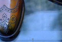 gentlemen's shoes / mark of refinement