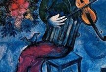 MARC CHAGAL / by Esther Carlier
