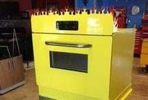 Powder Coat Ovens