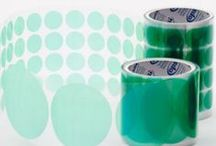 High Temp Masking Tape / High Temp Polyester tapes are great for high temperature powder coating applications. Choose from single rolls or full box quantity. The larger the quantity purchased the larger the discount per roll.  Buy More, Save More! Available at www.mitpowdercoatings.com