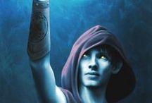 Merlin / by Kaela the Magjestinific