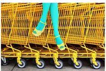 Shopping Cart Colors