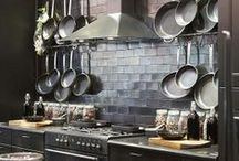 | domestic - kitchens | / the heart of the home needs a special kind of attention