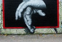Street Art / Outdoor Creativity