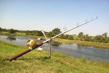 Fishing Gear - Powder Coated