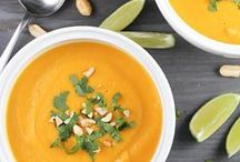 KITCHEN TIPS - SOUPS / Healthy, delicious, wholesome soups and stews!