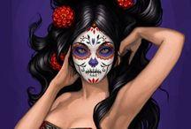 The Day of the Dead / Dia de Los Muertos