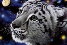 Mystic Art / Mystical Art animals nature Schim Schimmel Wyland / by H E I D I