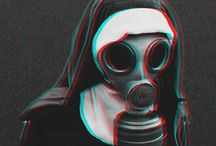 Gas Masks / How do I love them! Let me count the ways ...