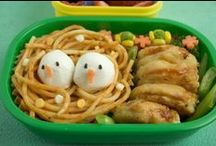 Bento / Bento box recipies, cute items, ideas