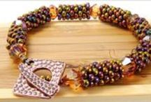 Bracelet Projects / No outfit is complete without a bracelet! View our bracelet projects which come complete with written instructions and links to the beads, jewelry findings, and components in one easy location. Let our bracelet designs inspire your ideas or complete the project as is!  / by Auntie's Beads