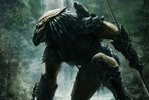 Predator / You can run but you cant hide.
