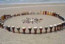 T R I B A L / Djembe, Darbuka, Didge, Taiko & Percussion around the world