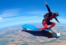 Adventure! / Extreme sports and adrenaline rushes