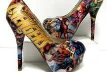 Crazy Shoes / Shoes that are basically art